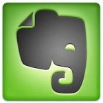 Evernote for blog organization and composition