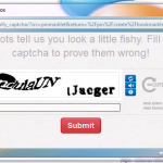 Actual Pinterest CAPTCHA That Got Rejected