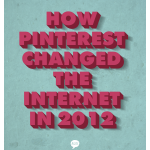 How Pinterest Change The Internet in 2012