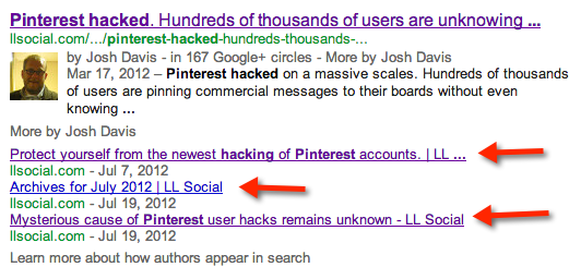 You get a second chance at capturing reader interest with Google Author Tags